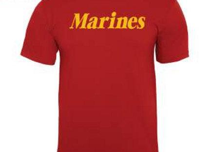Marines Printed T-Shirt 60163