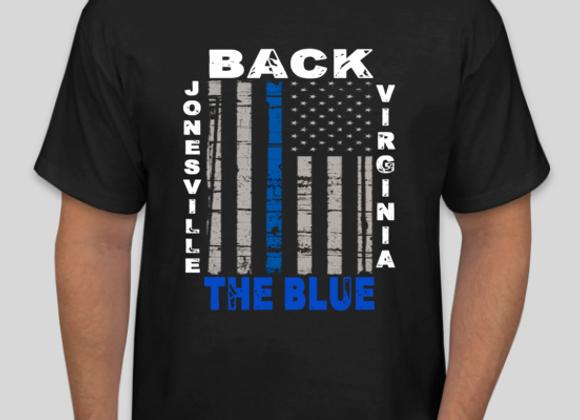 BACK THE BLUE Jonesville VA (F)