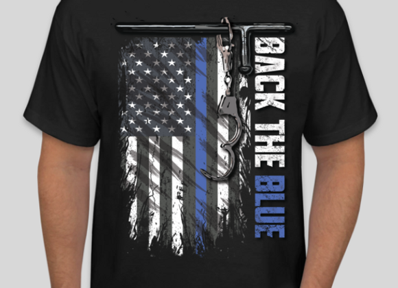BACK THE BLUE February Design (F)