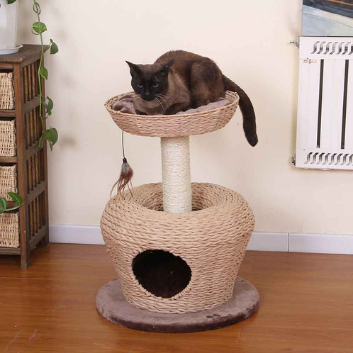 Amazing An Elegant Yet Practical Line Of Cat Furniture. This Cat Tree Is Not  Traditional In Its Design And Style, Making This Cat Tree A Welcome  Addition In Your ...