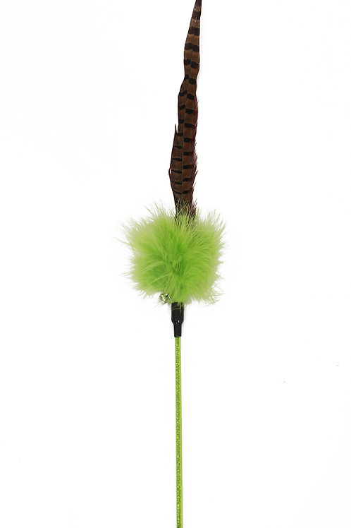 PetPals Phesasnt - Feather Toy 25 inch long