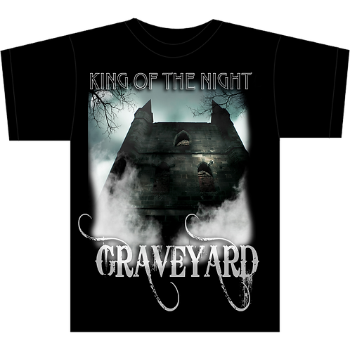 King of the night - Graveyard T-Shirts