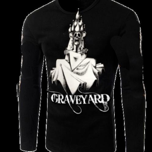 Night of horror - Gravyerad - Long sleeves
