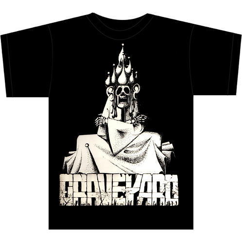 Night of horror - Gravyerad T-shirt