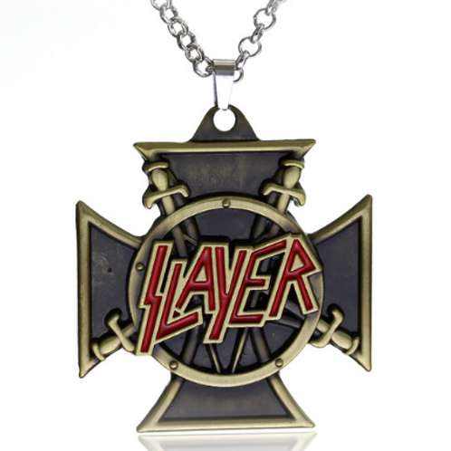 SLAYER - THE CROSS