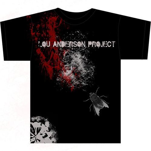 Lou Anderson - T-shirt 2016