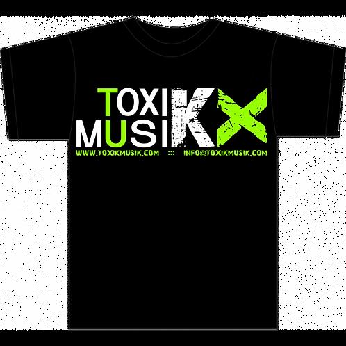 Toxik Musik t-shirt