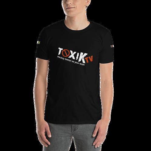 Short-Sleeve Unisex T-Shirt - TOXIK TV & MUSIK