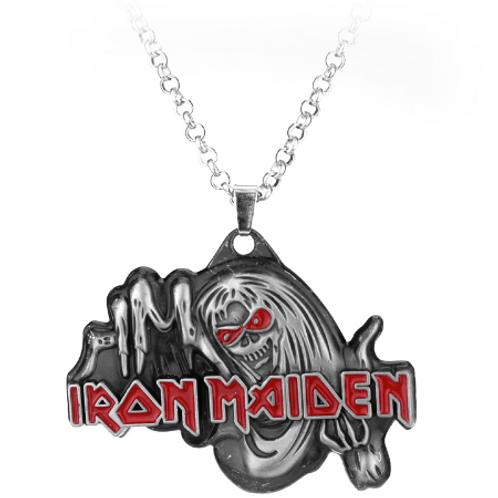 IRON MAIDEN - EDIE THE HEAD