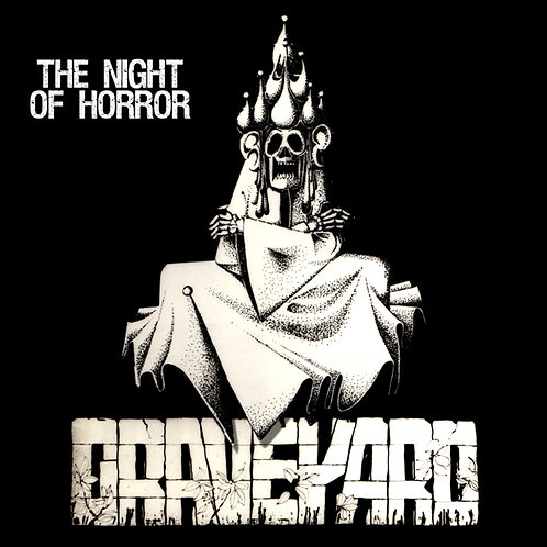 The night of horror - Graveyard