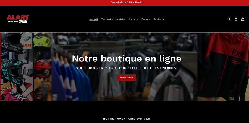 Alary Sport Boutique