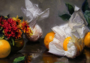 Painting Juried Into the OPA National Show