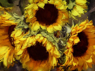 "Sunflowers II in ""Virtuosos of the OPA"""