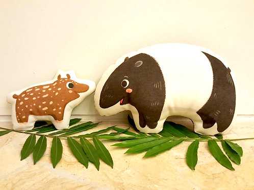 Softies Mama + Tapir