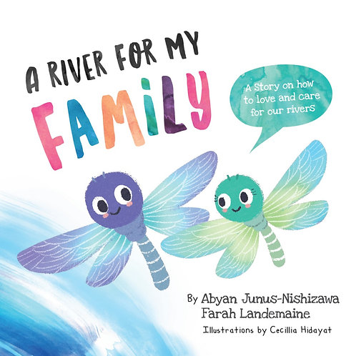 A River For My Family (Softcover)
