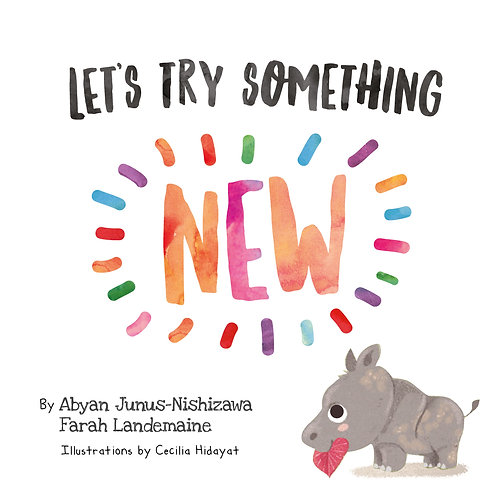 Let's Try Something New (Hardcover)