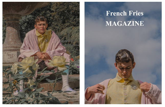French fries Magazine Summa cilem