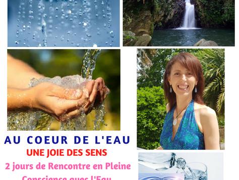 """Rencontre """"Au Coeur de L'Eau"""""""