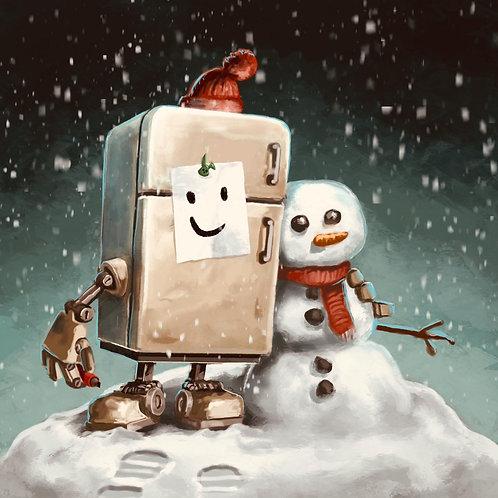 Holiday 2019 Card - Andy Hanks