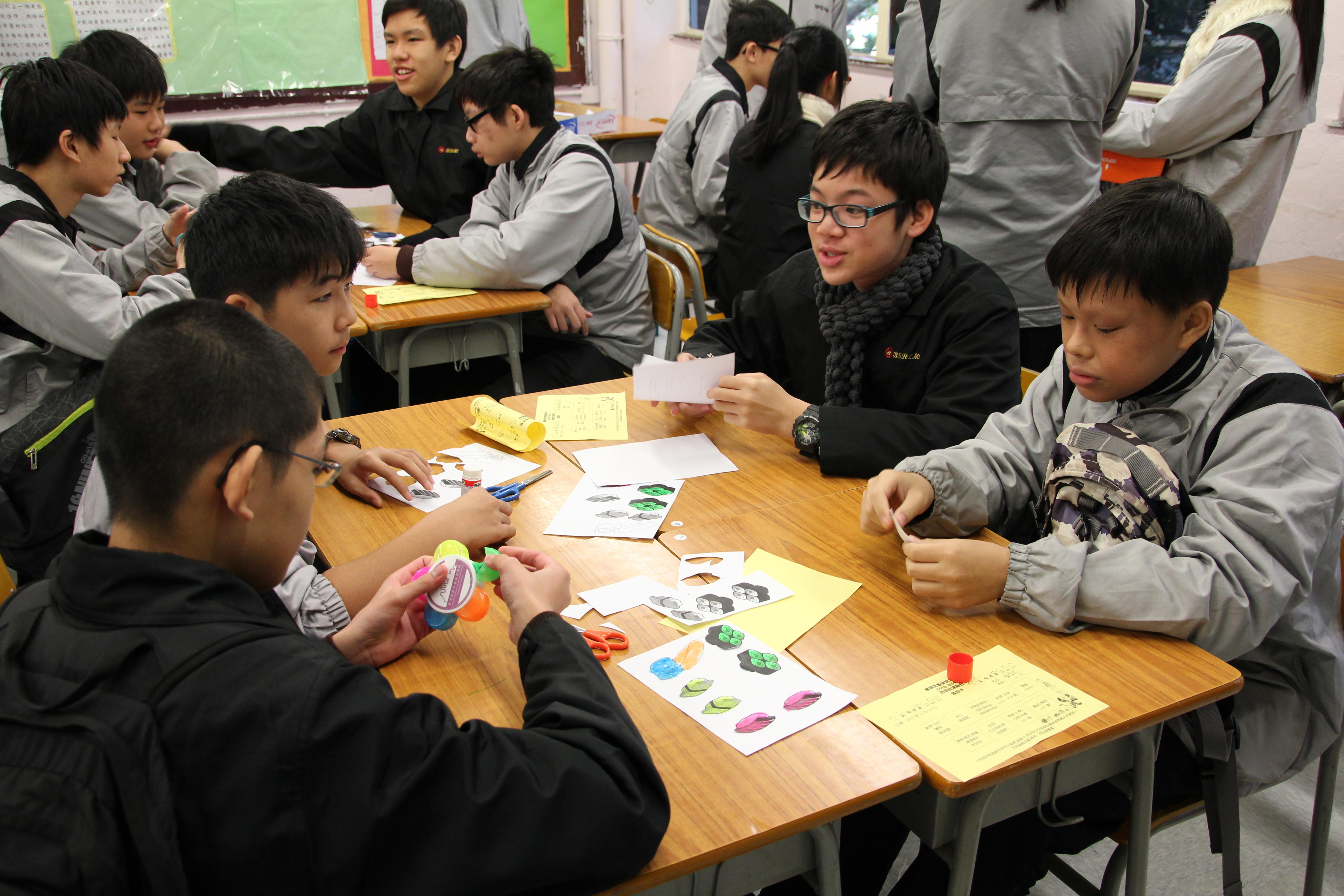 11 跨學科活動日_分工遊戲