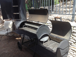 Custom Grates for Smokers