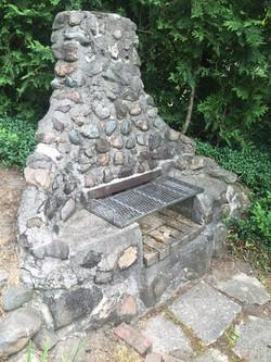 Chimney Stack Grate