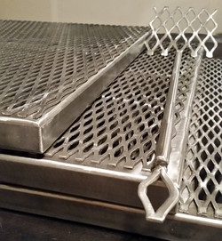 Stainless Steel Grates and Tools