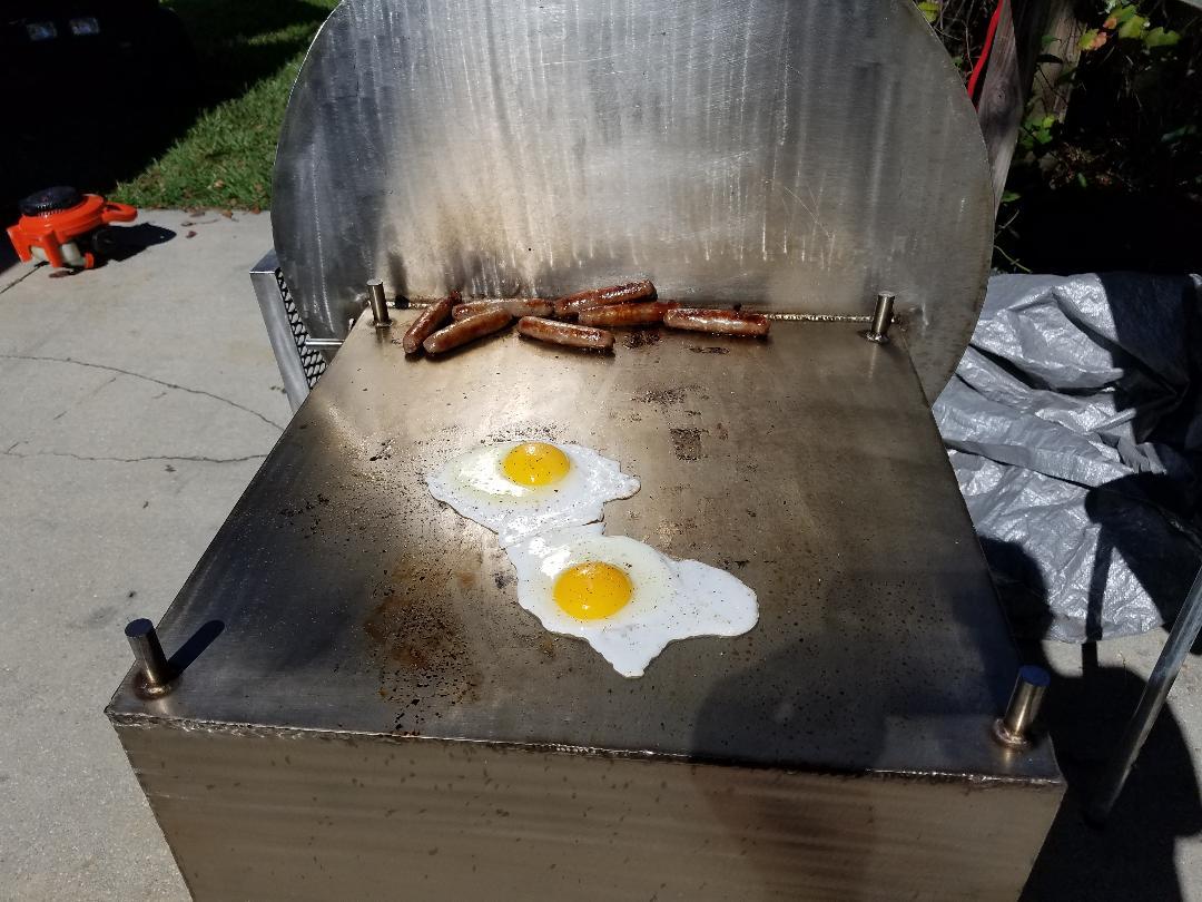 Firebox breakfast