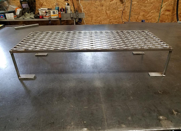 Stainless Top Shelf for GMG Family