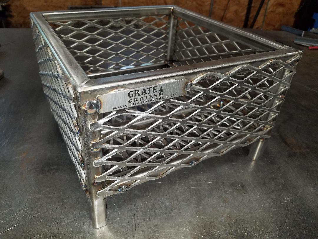 Gus Wessel coal box