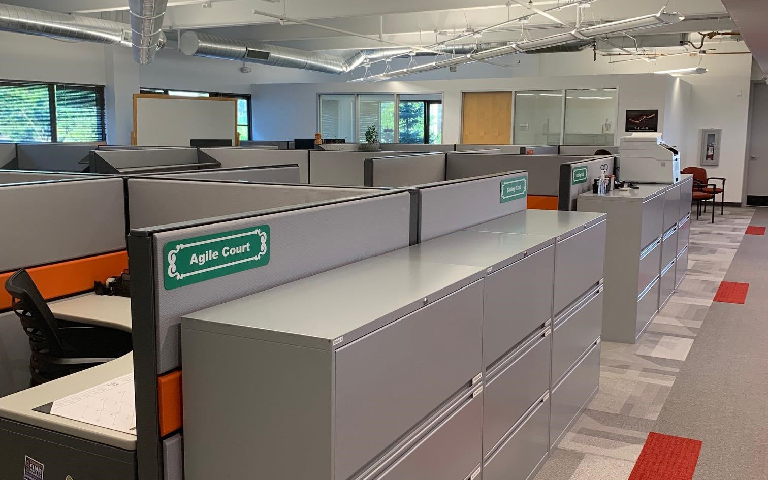 Ascendum Solutions, 3rd Floor, North Tower