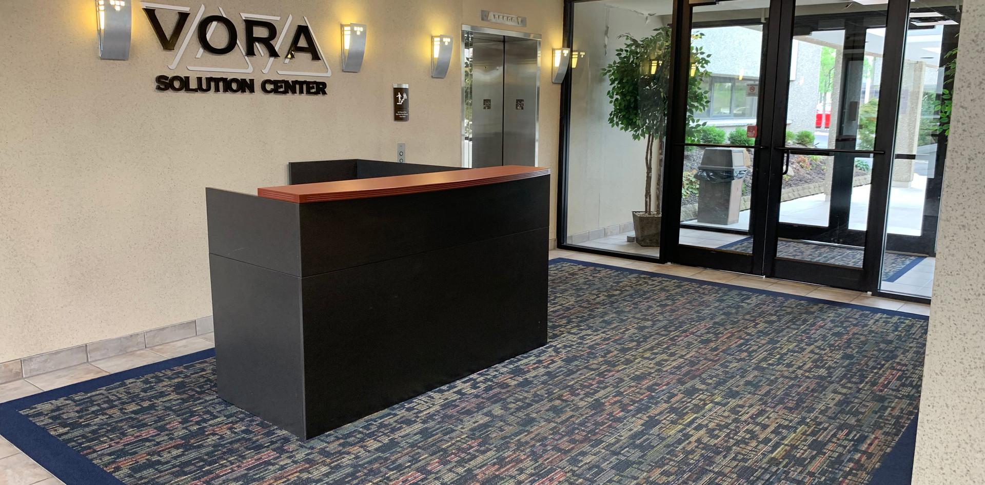 Visitor Center Entrance