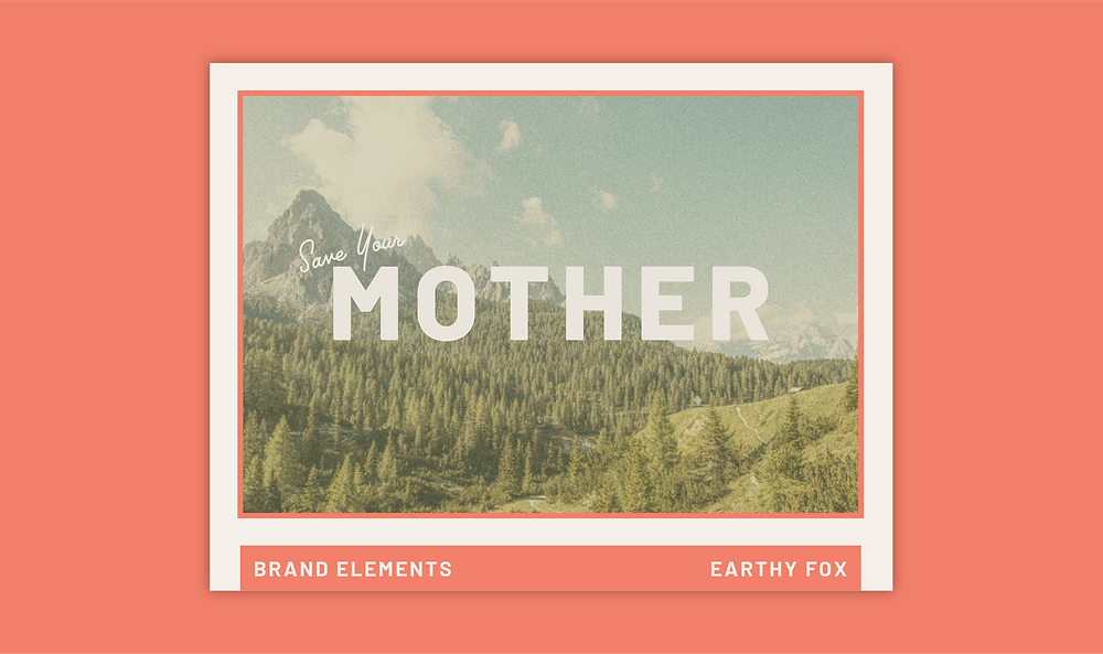 Earthy Fox Brand Guidelines Brand Elements
