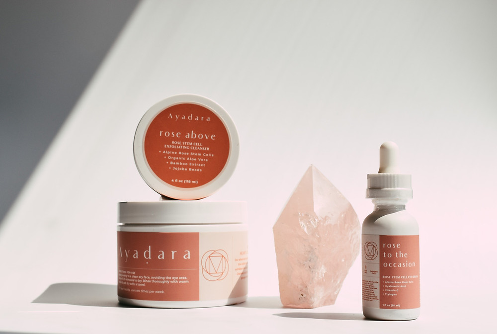 Ayadara Product Photography Heart Collection