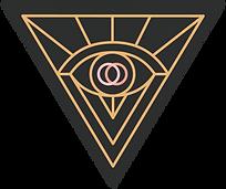 TTEC Logo Triangle Eye