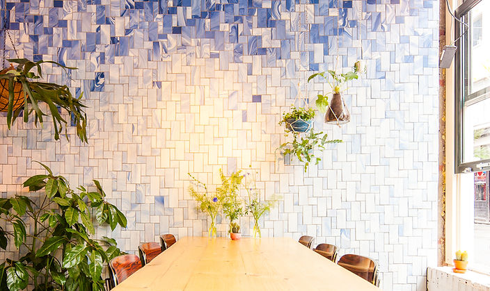 Tile_Wall_02_photograph by Ronald Smits.