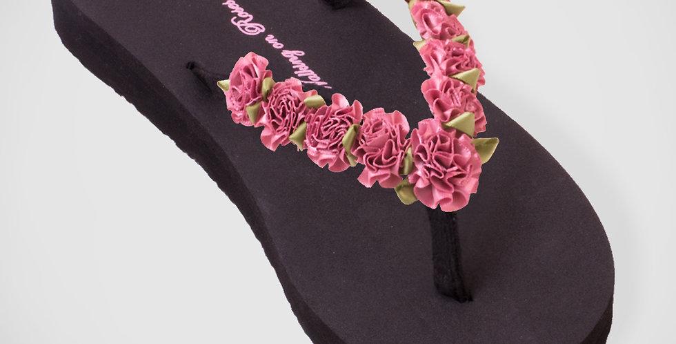 Rosy Mauve