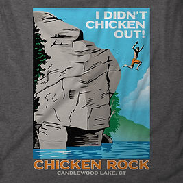 ChickenRock_VintagePoster_Flat_Charcoal.