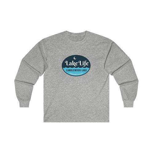 Lake Life Oval Long Sleeve T