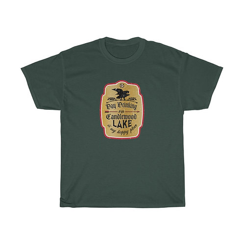 Day Drinking on the Lake on Unisex T