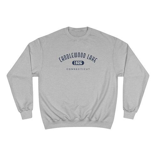 Retro Arch on crewneck Champion Sweatshirt