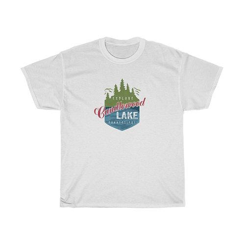 Mountain Lake on Unisex T