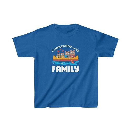 Candlewood Lake Family Kids T
