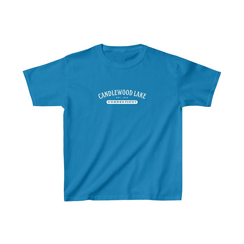 Grungy Athletic Arch on Kids T