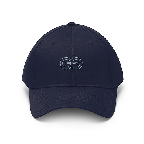 CG logo Unisex Twill Hat