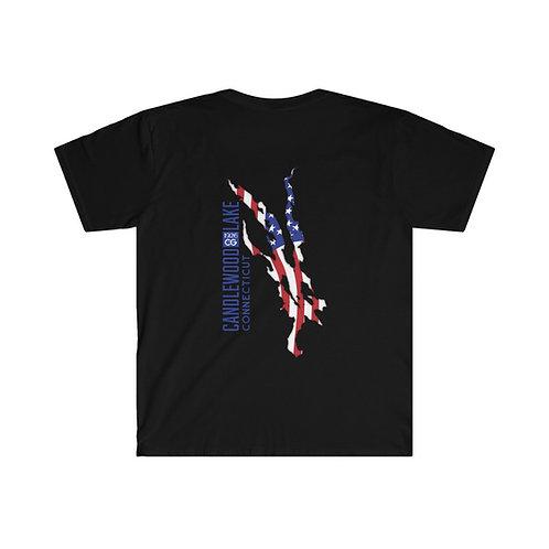 Lake Flag Unisex Softstyle T-Shirt