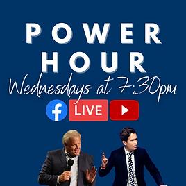 Power Hour church service information