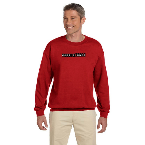 Red WP Sweatshirt