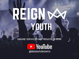 Reigh Youth service information for Youtube