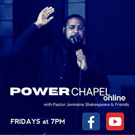 online chapel service information